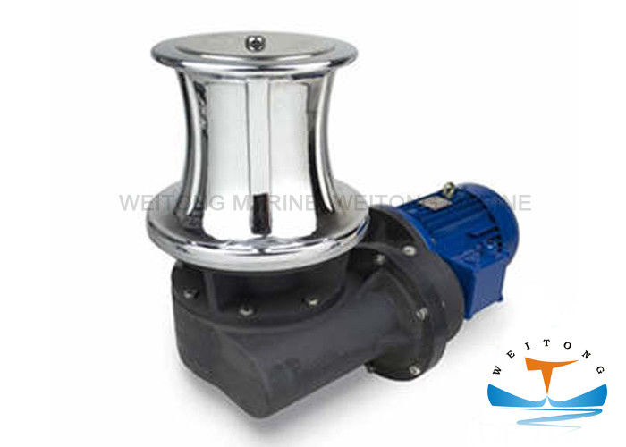Electric Marine Capstan Winch 10t-300t Pull Capacity For Warping Hawser